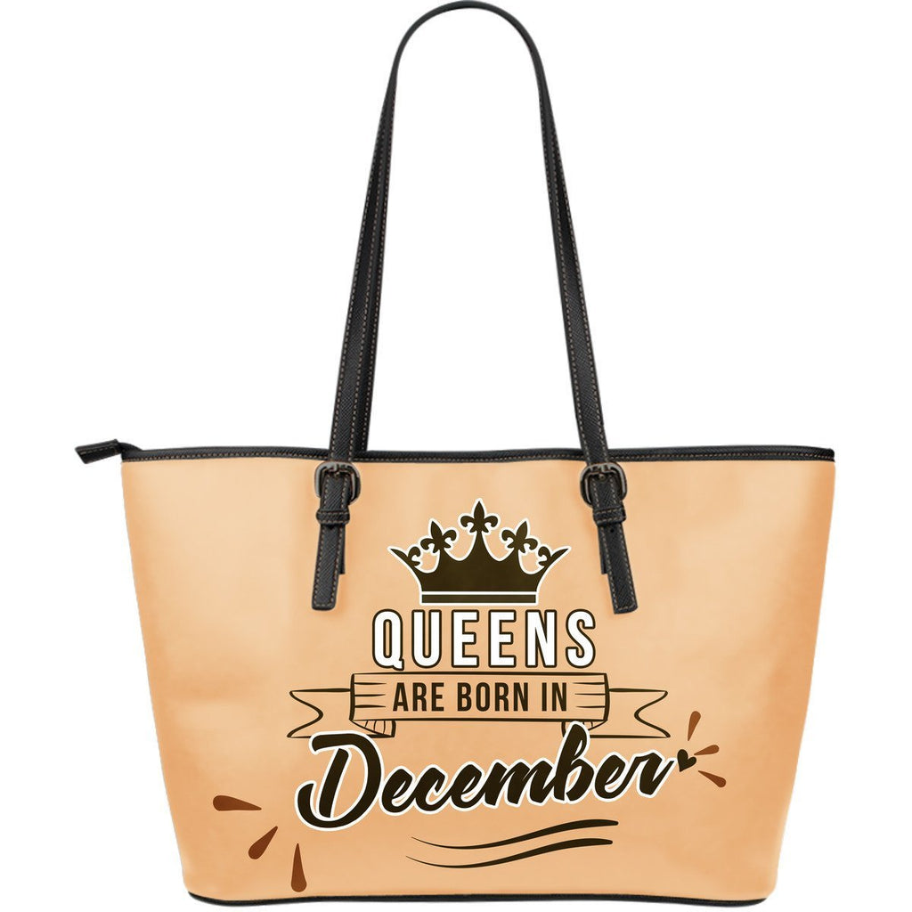 December Queen - Leather Tote