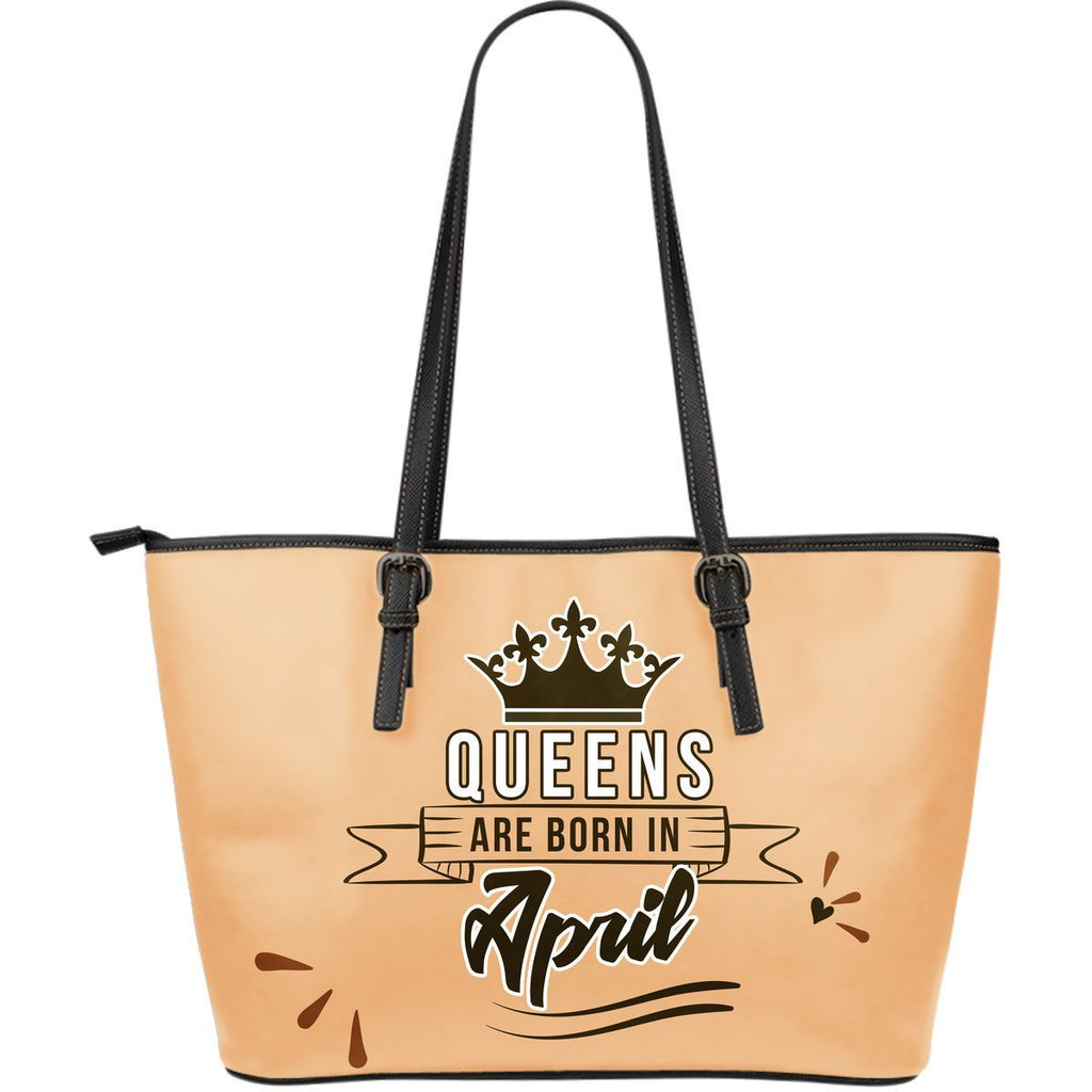 April Queen - Leather Tote