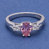 October Birthstone S925 Ring