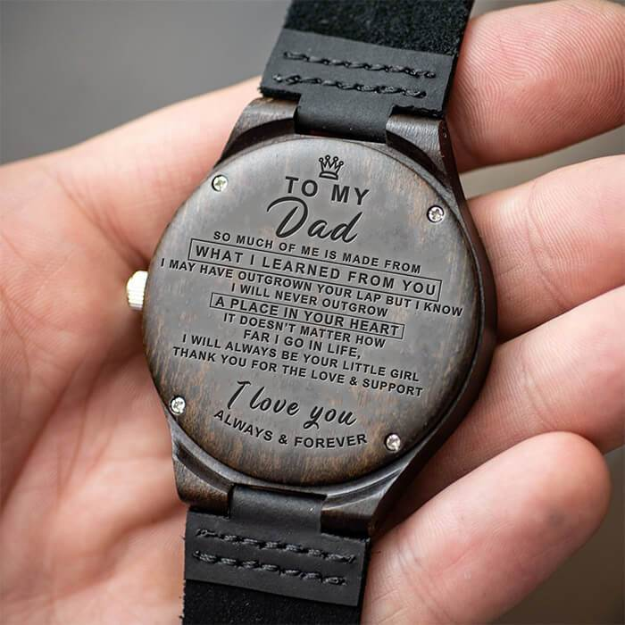 Gift For Dads - From Daughter