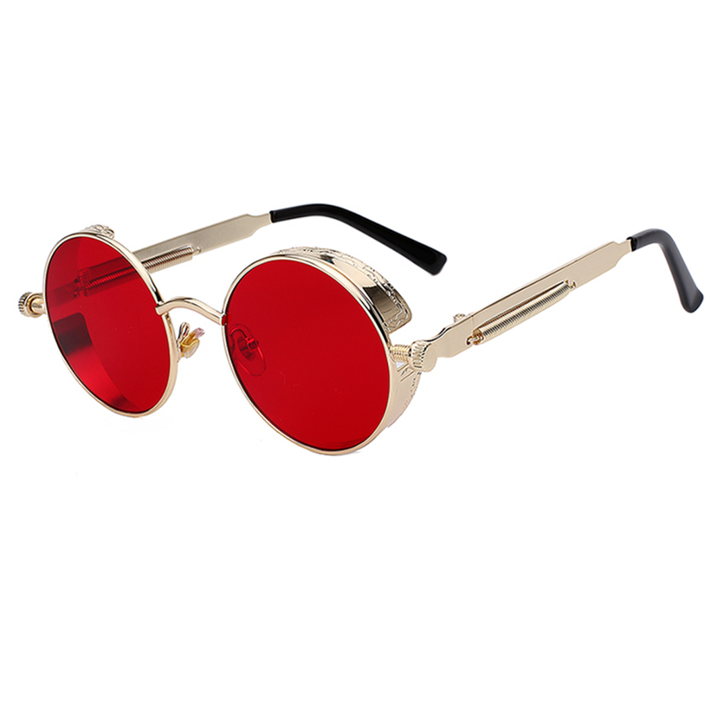 Retro Ruby Sunglasses (July)