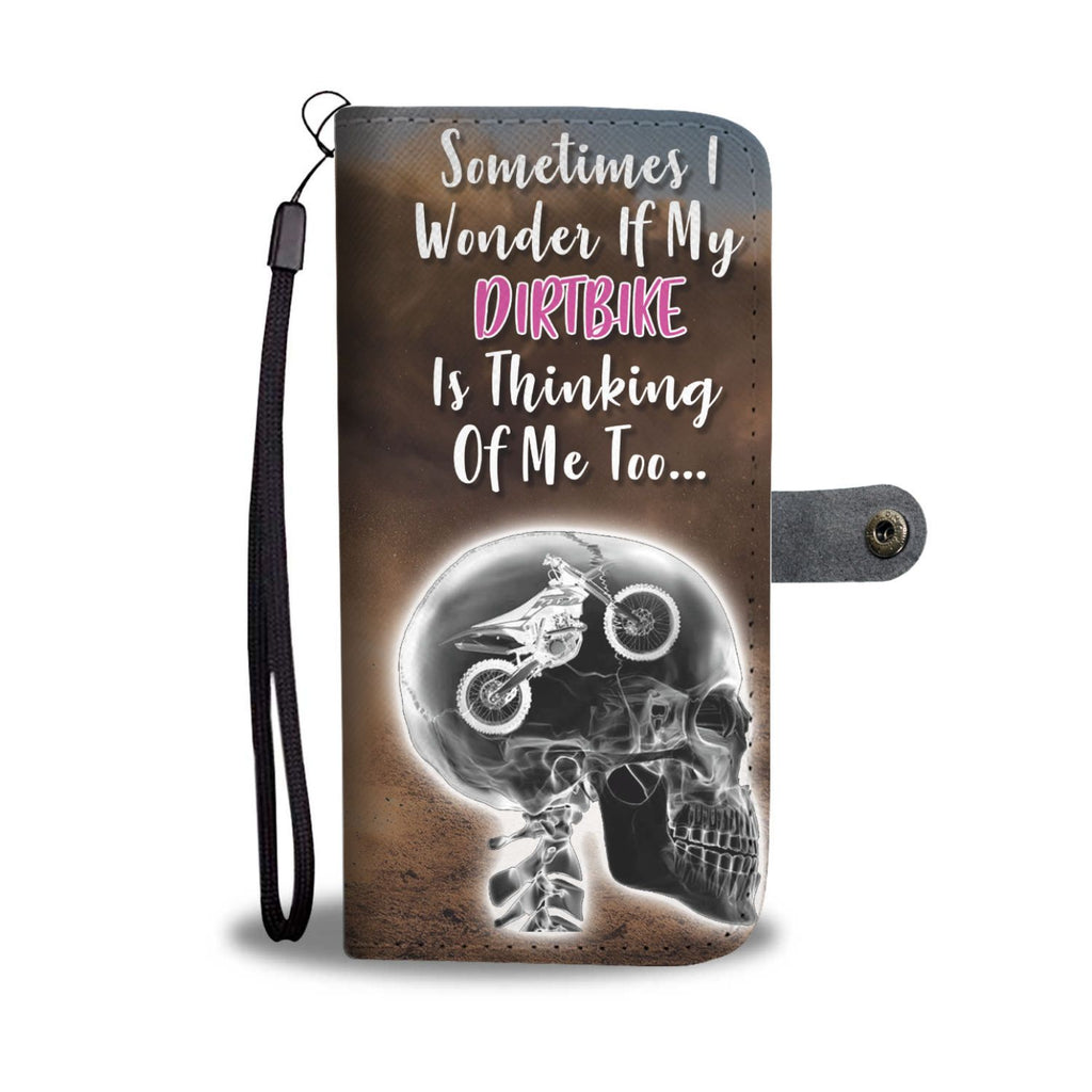 Dirtbike Chic Wallet Phone Case