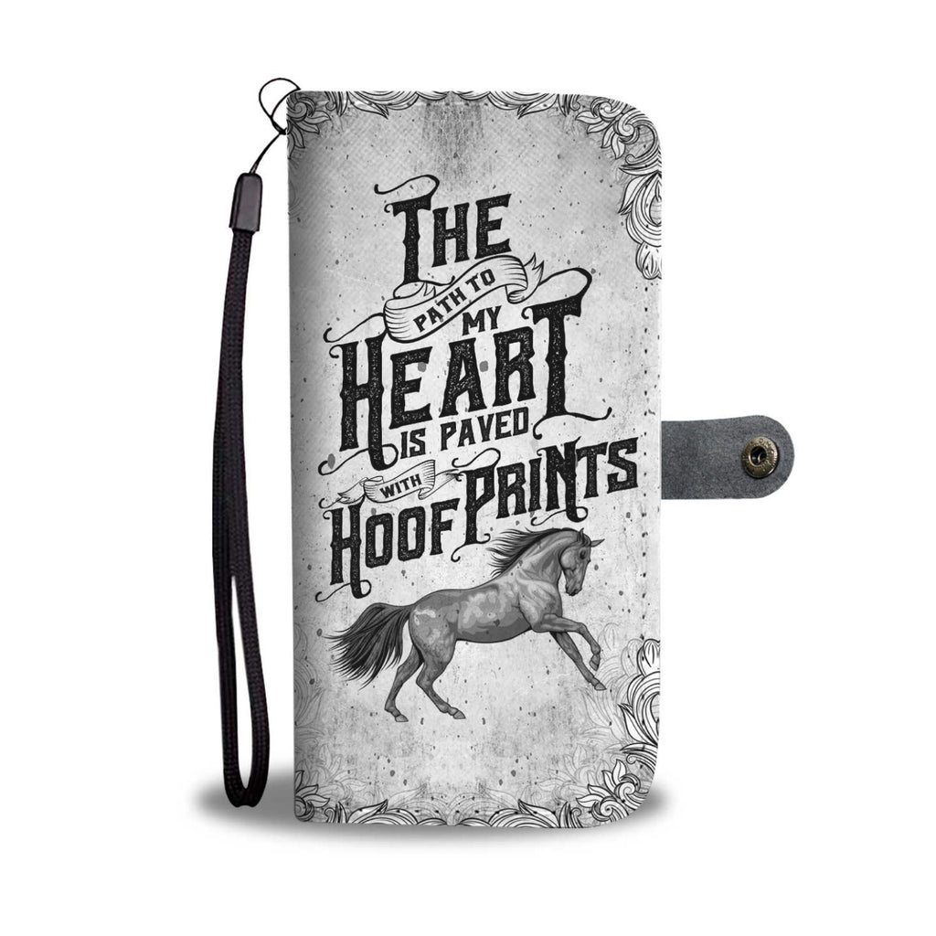 Horse Lover Wallet Phone Case