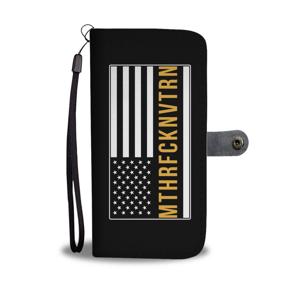 MF Veteran Wallet Phone Case
