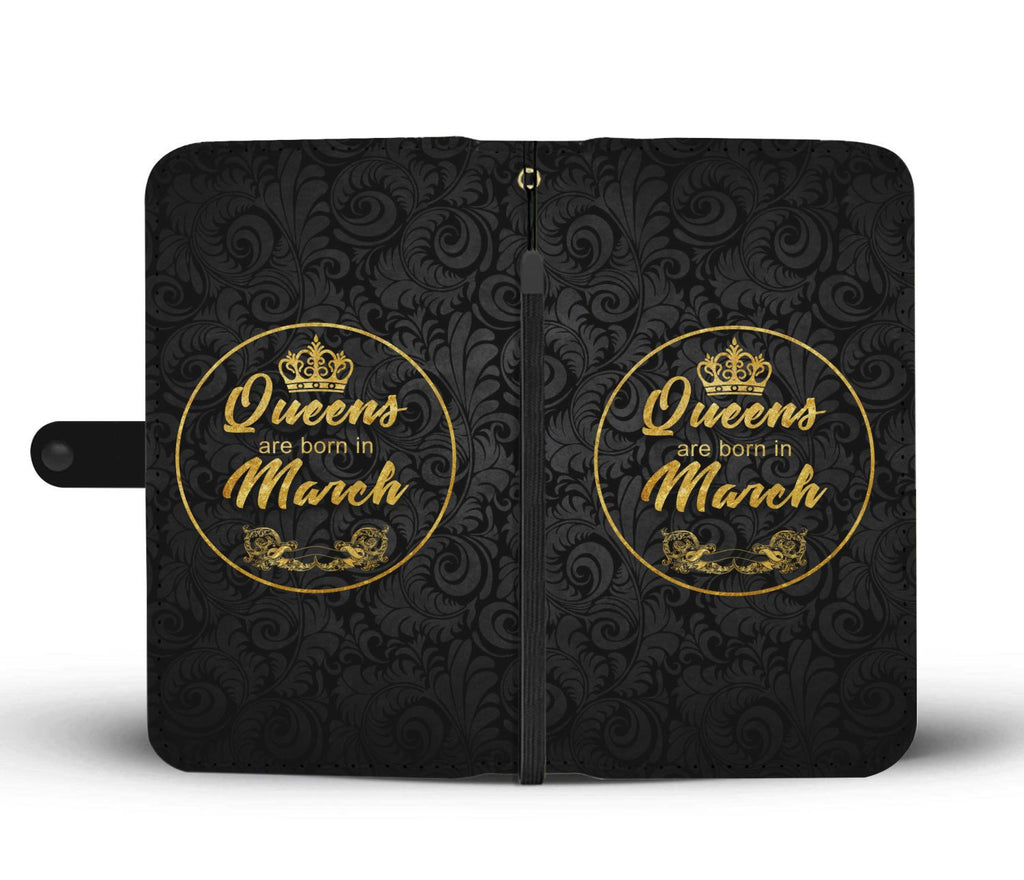 March Queen - Wallet Phonecase