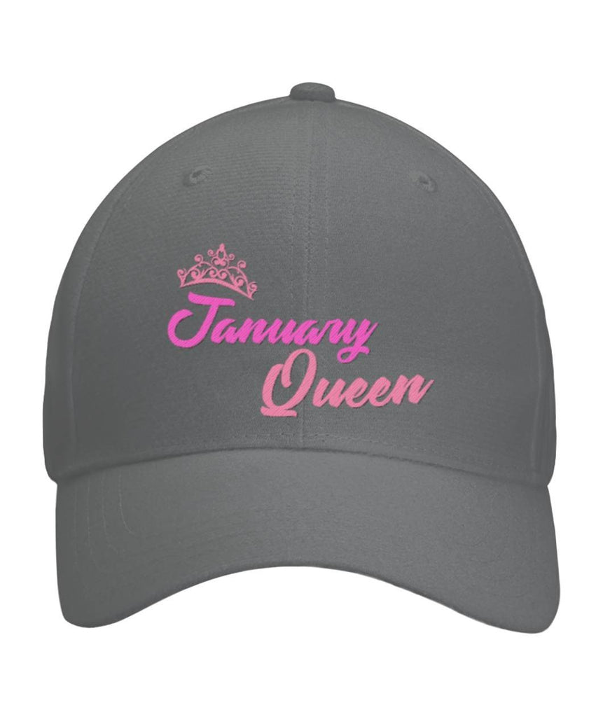 January Queen Head Wear