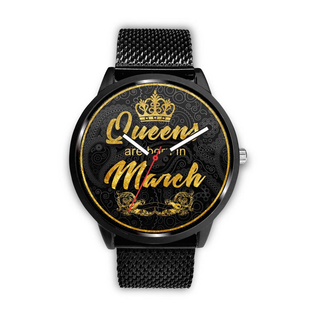 March Queen - Premium Watch
