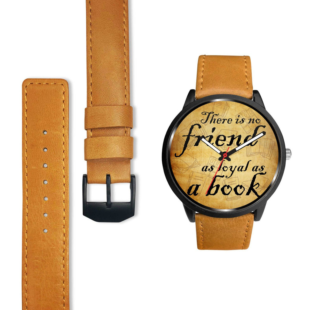 Book Lover - Premium Watch