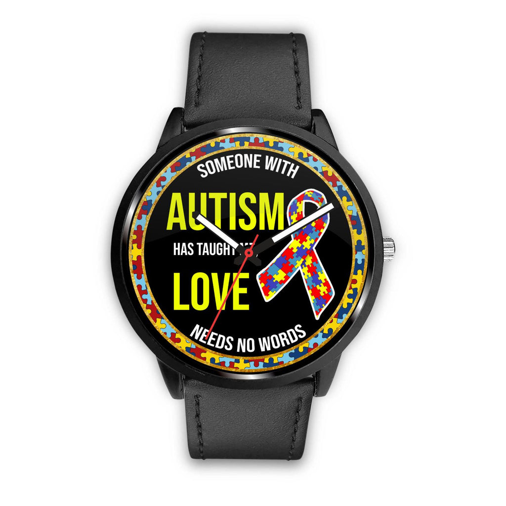 Autism Love Premium Watch