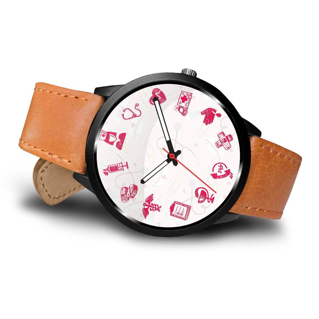 Nurse Time Premium Watch