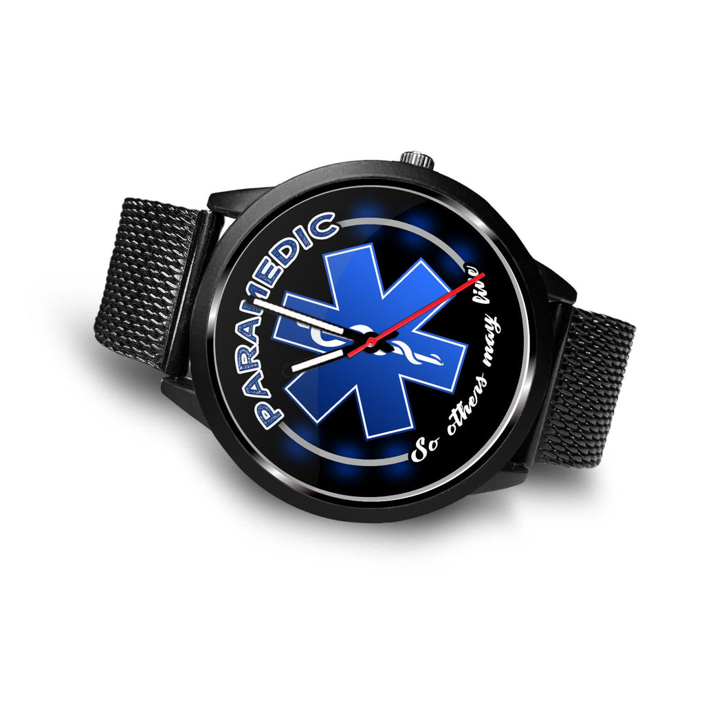 Paramedics Creed Premium Watch