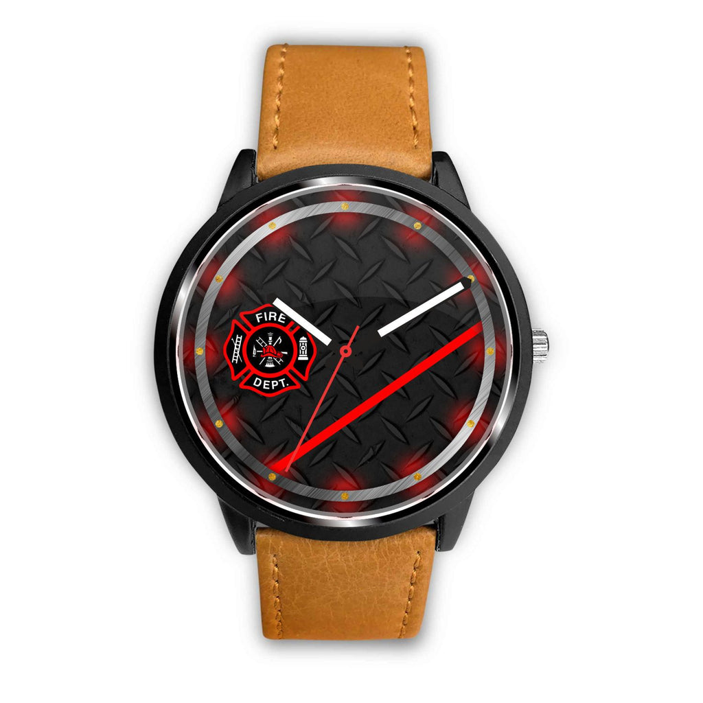 Limited Edition Firefighter's Watch