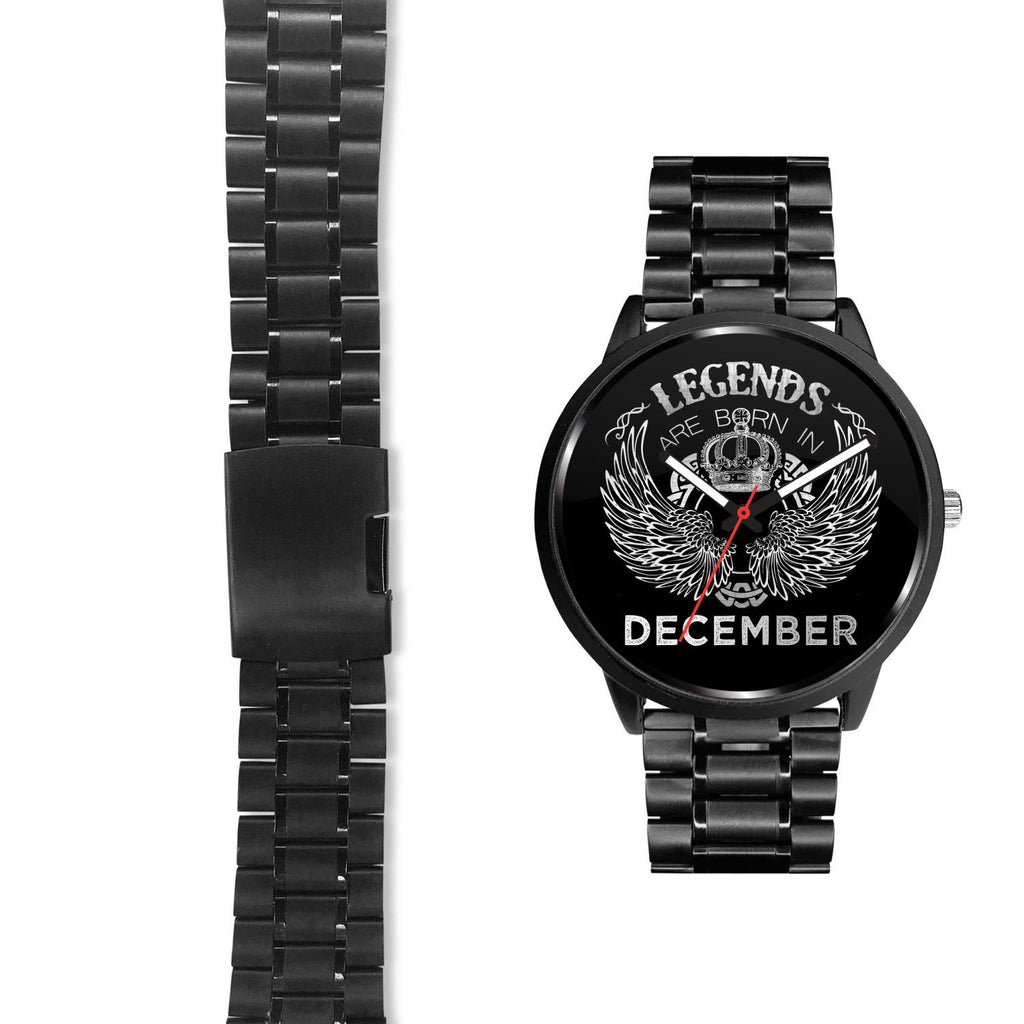 December Legend - Limited Edition Watch