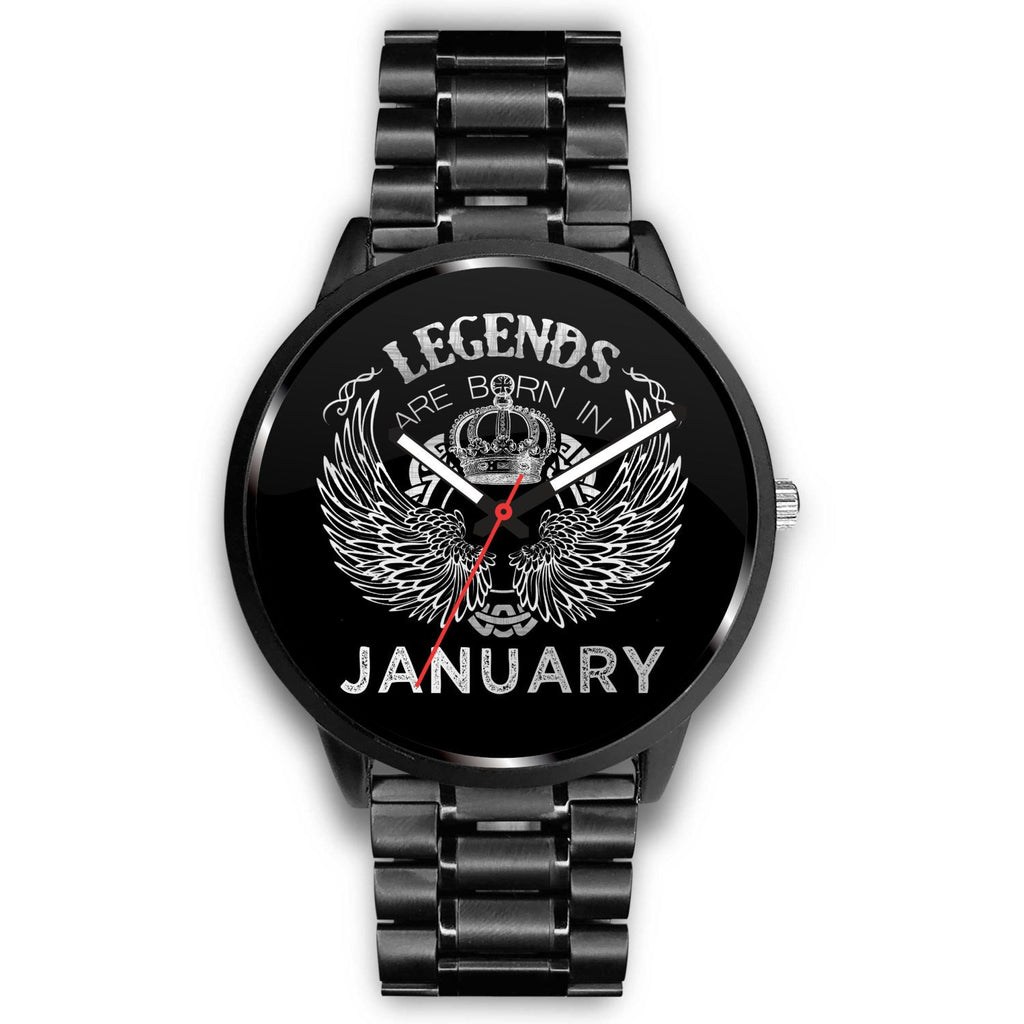 January Legend - Limited Edition Watch