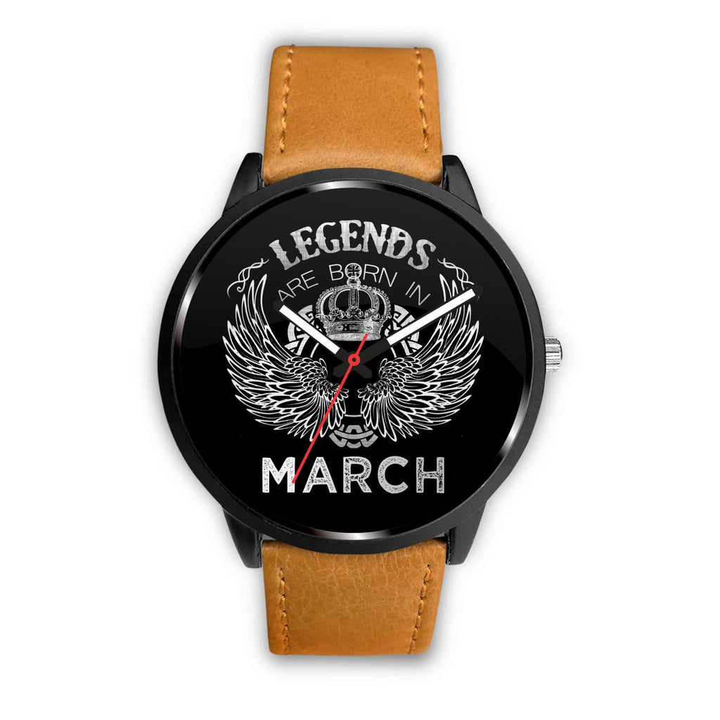 March Legend - Limited Edition Watch