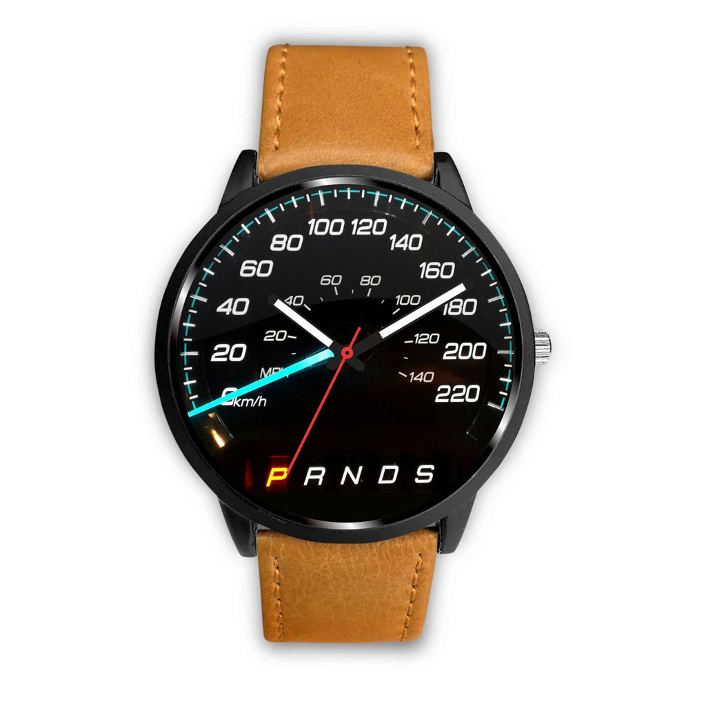 Speedometer inspired Limited Edition Watch
