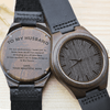 Hilarious Anniversary Gift For Husband - Wood Watch
