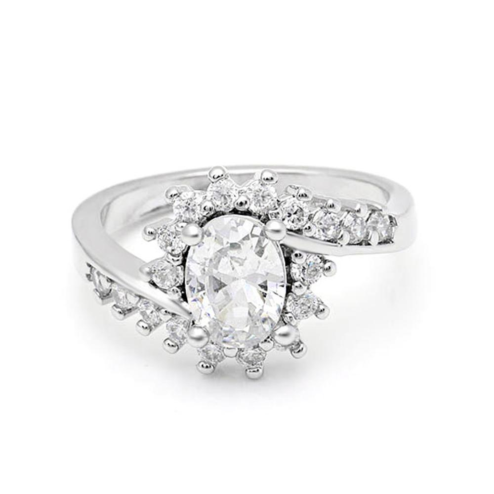 Diana™ - April Birthstone Ring (2018 Series)