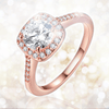 April Rose Gold Ring