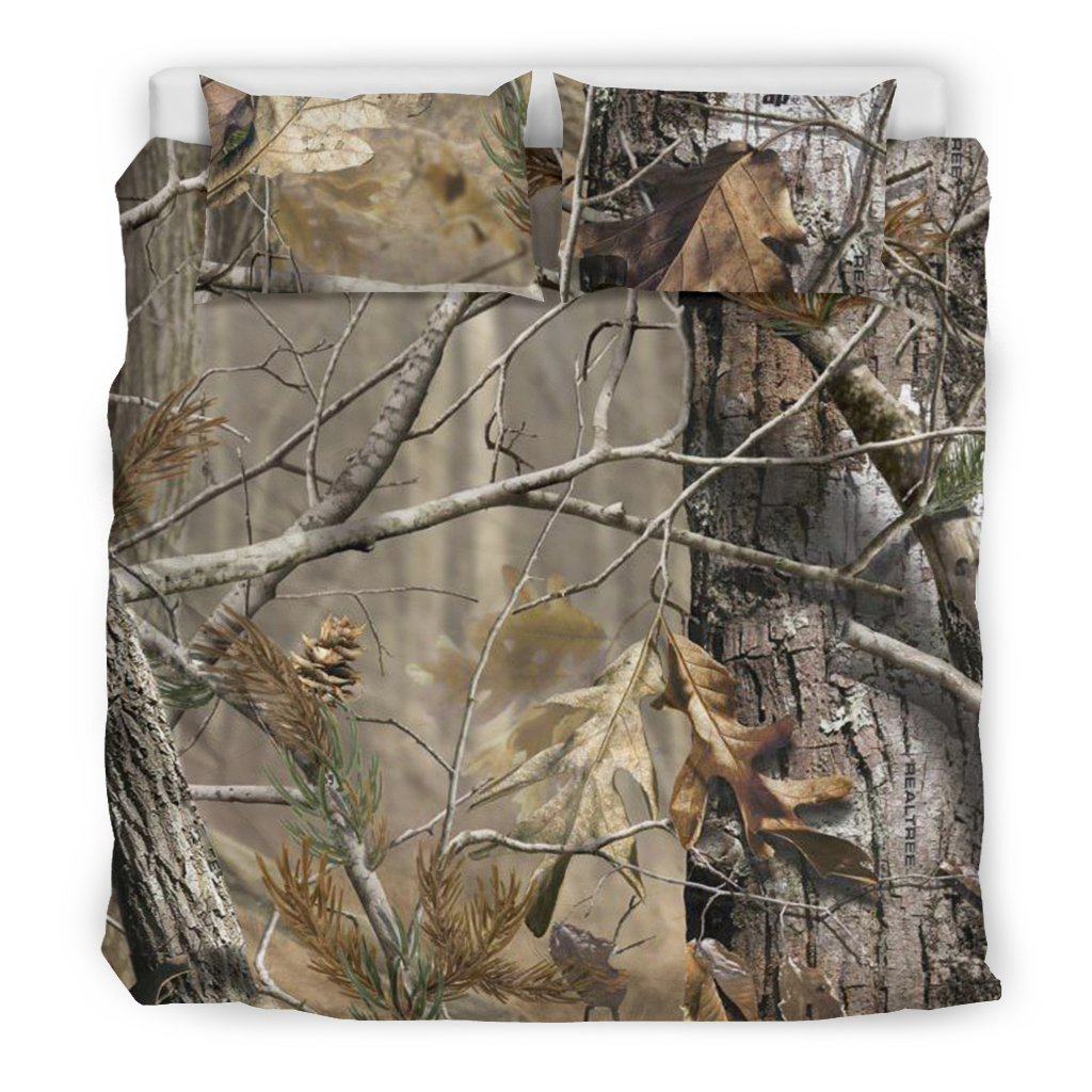 RT Camo Duvet Bedding Set