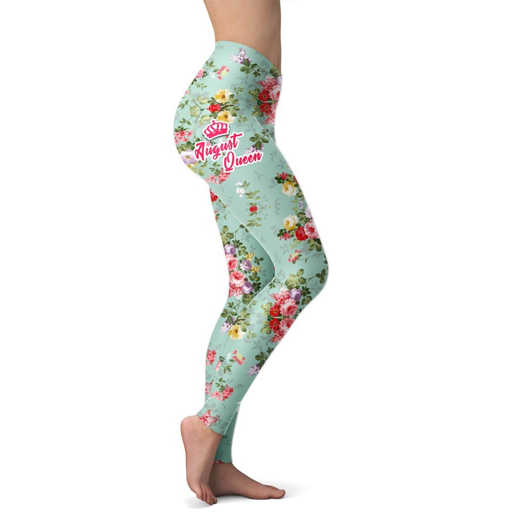 August Queen Leggings