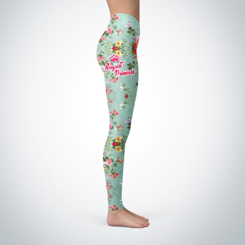 August Princess Leggings