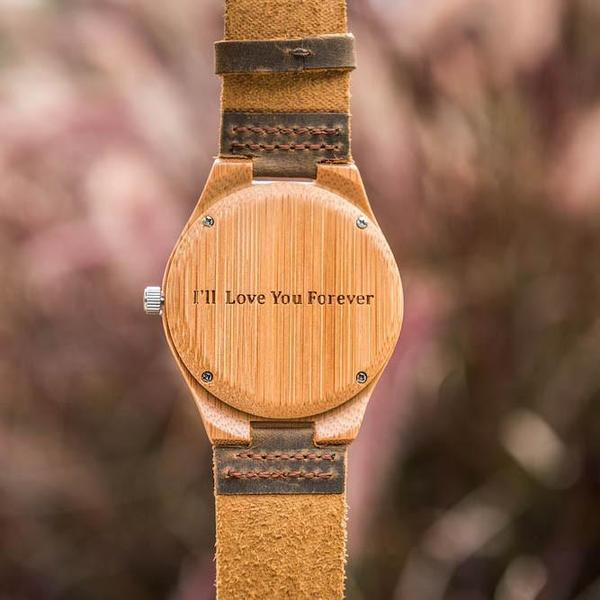 Wood Watch for Couples (2 Watches)