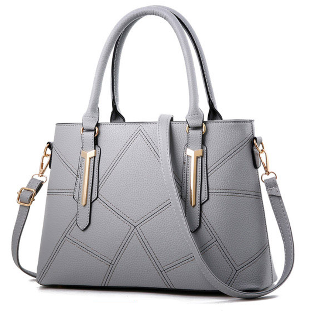 BirthstoneDeals™ Premium PU Leather Handbag