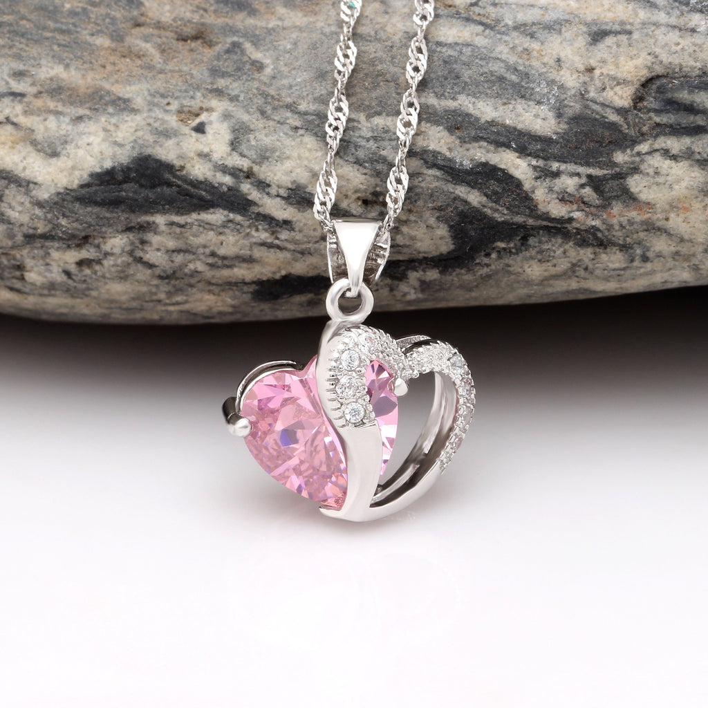 Heart of October Pendant Necklace