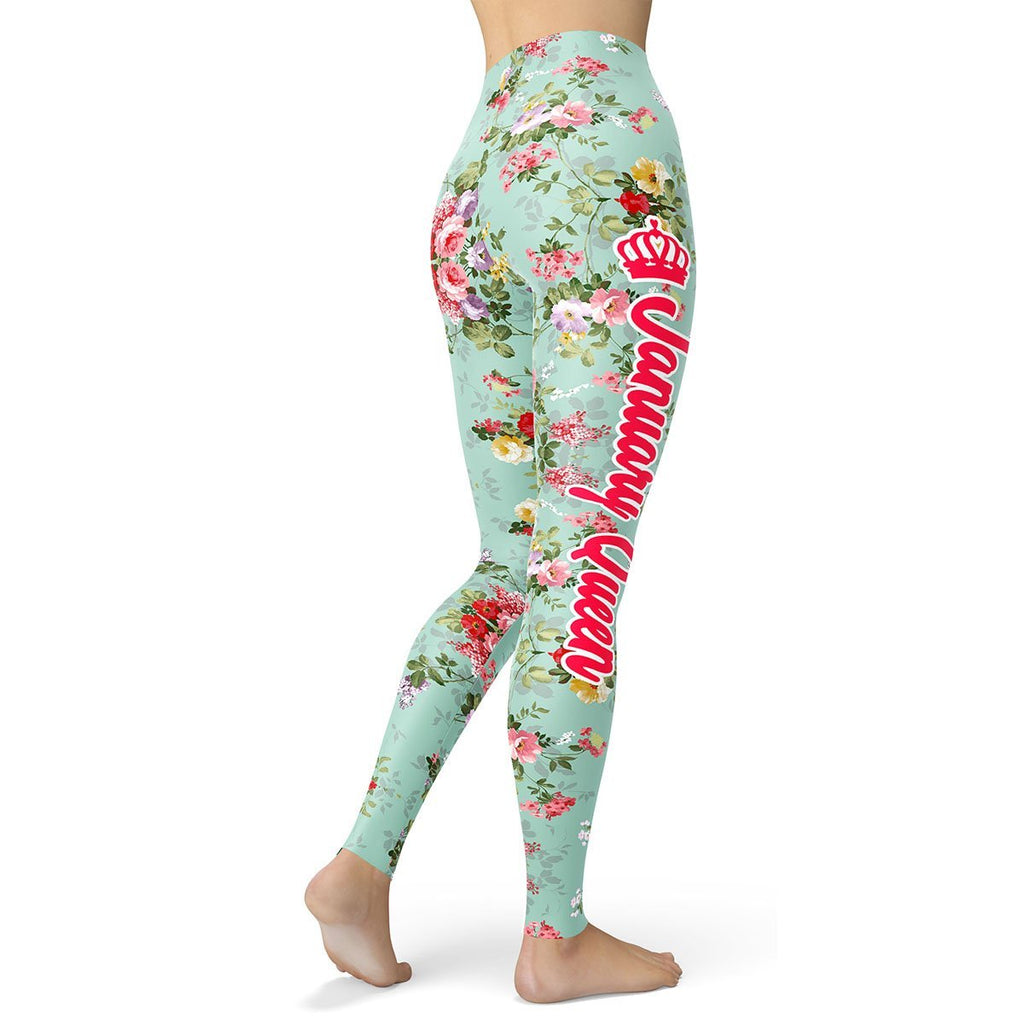 January Queen Leggings