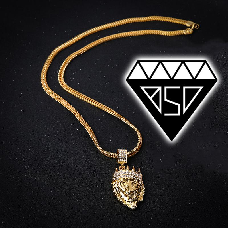 King of the Urban Jungle Necklace