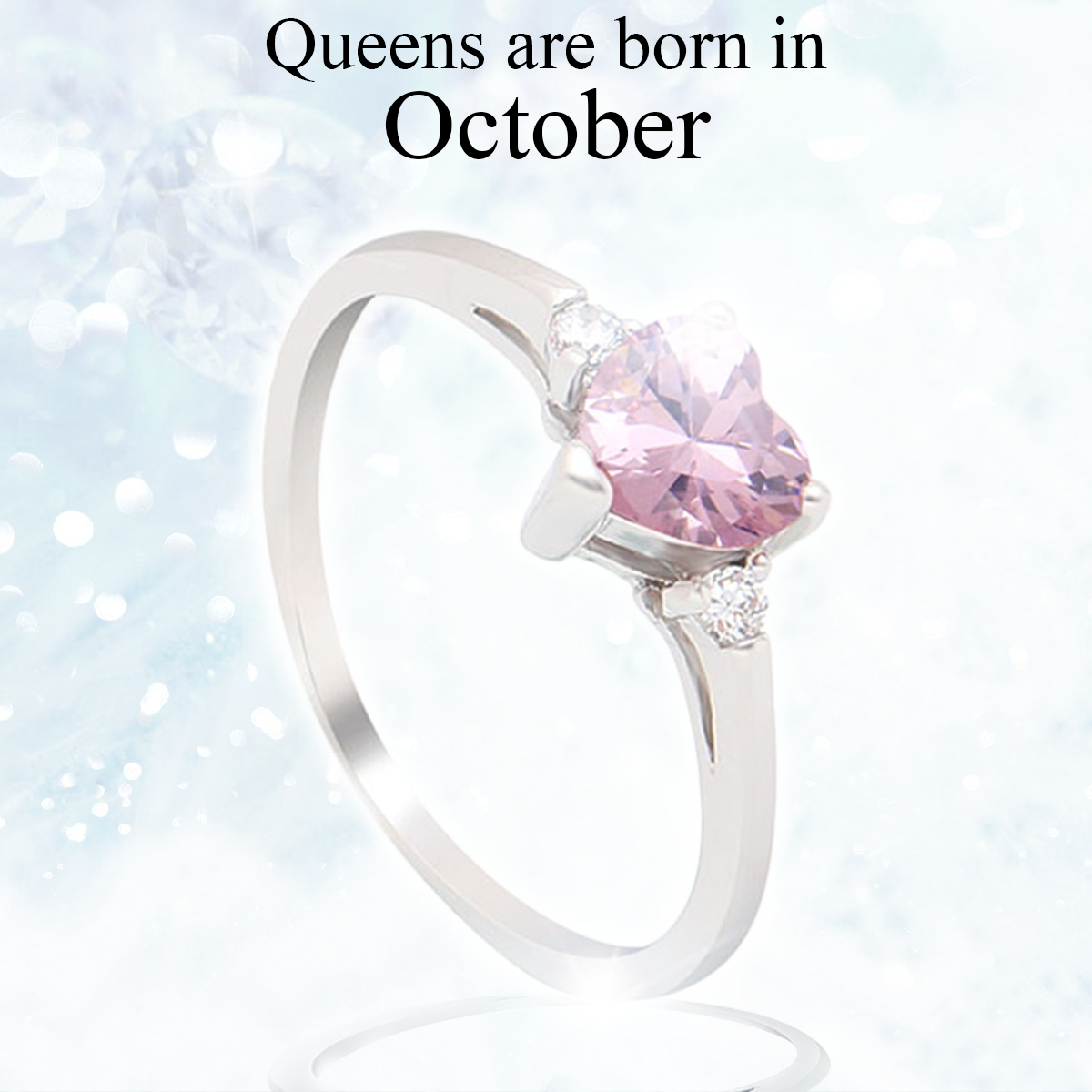 upon products diamond rings ring pear opal diamonds wedding solitaire accents cut october with once birthstone a
