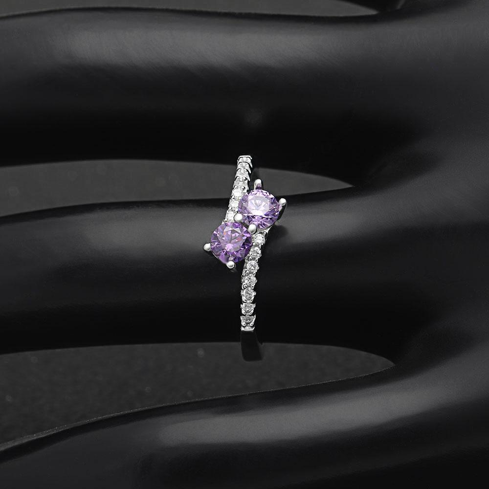 La-Hermosa™ June Birth Ring (Alexandrite)