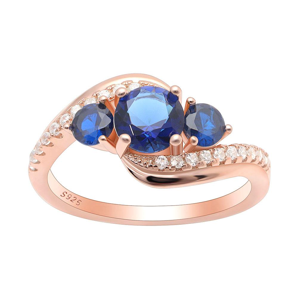 September Birth Ring (Sapphire)