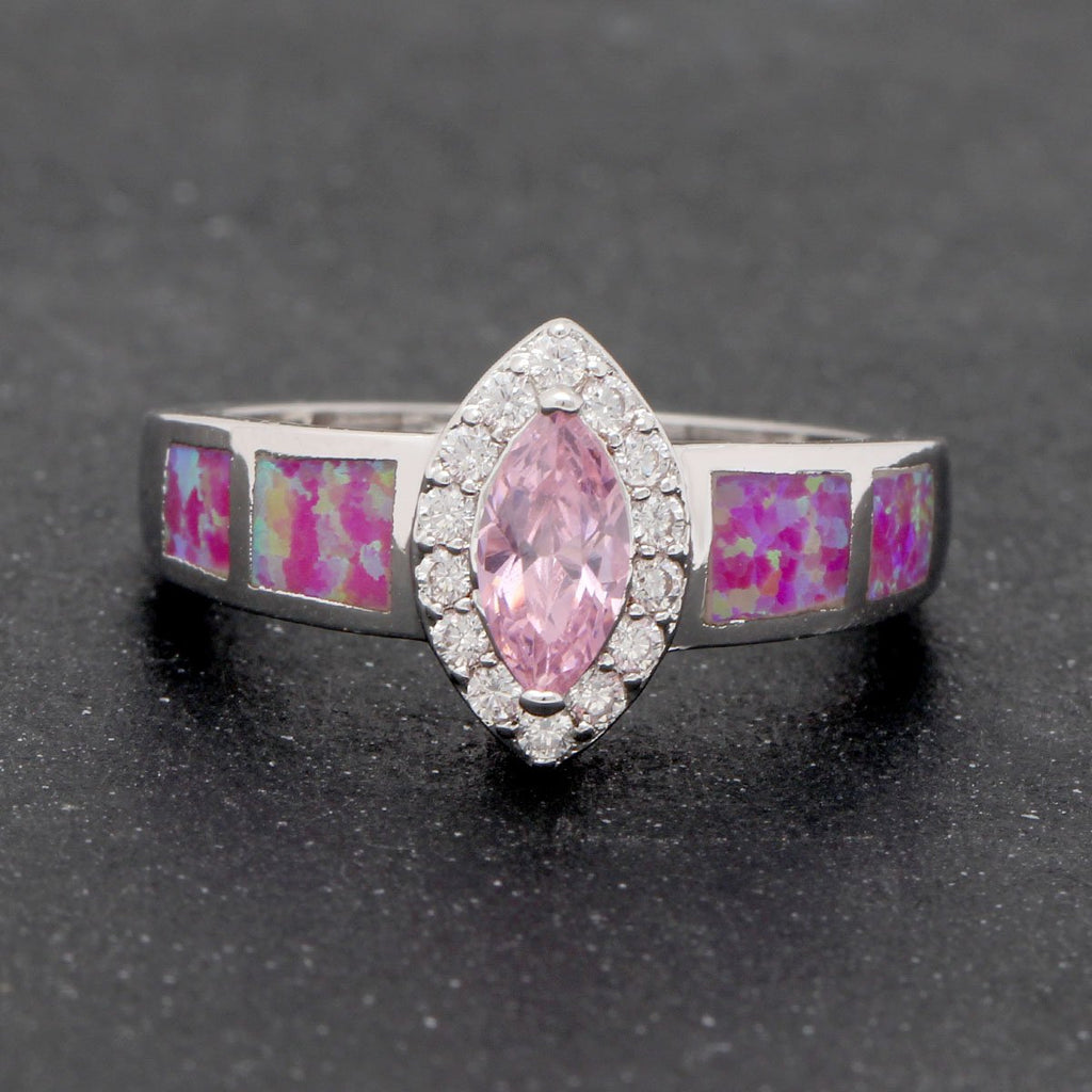 October 2 in 1 Birthstone Ring