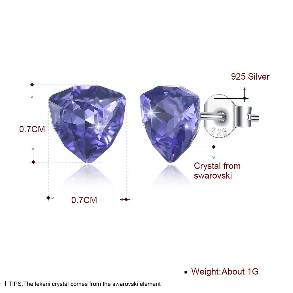 Kate™ Tanzanite S925 Earring (December Birthstone)
