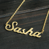 Custom-Made Name Pendant Necklace (Limited Edition)