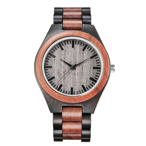 I Love You Always - My Future Wife - Wood Watch