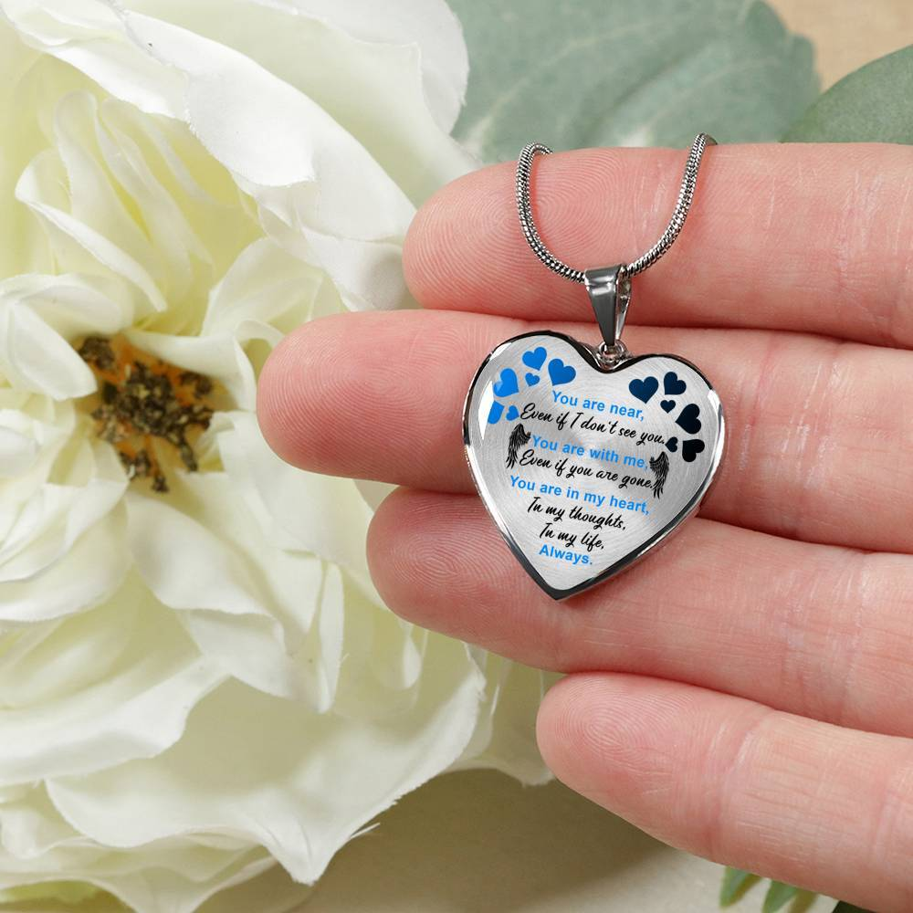 Always In My Heart - Pendant Necklace