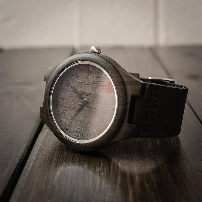 To My Future Husband - Wood Watch - WH-DF20B132