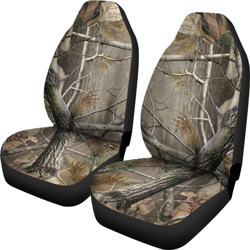 RT Camo Car Seat Covers (Set of 2)