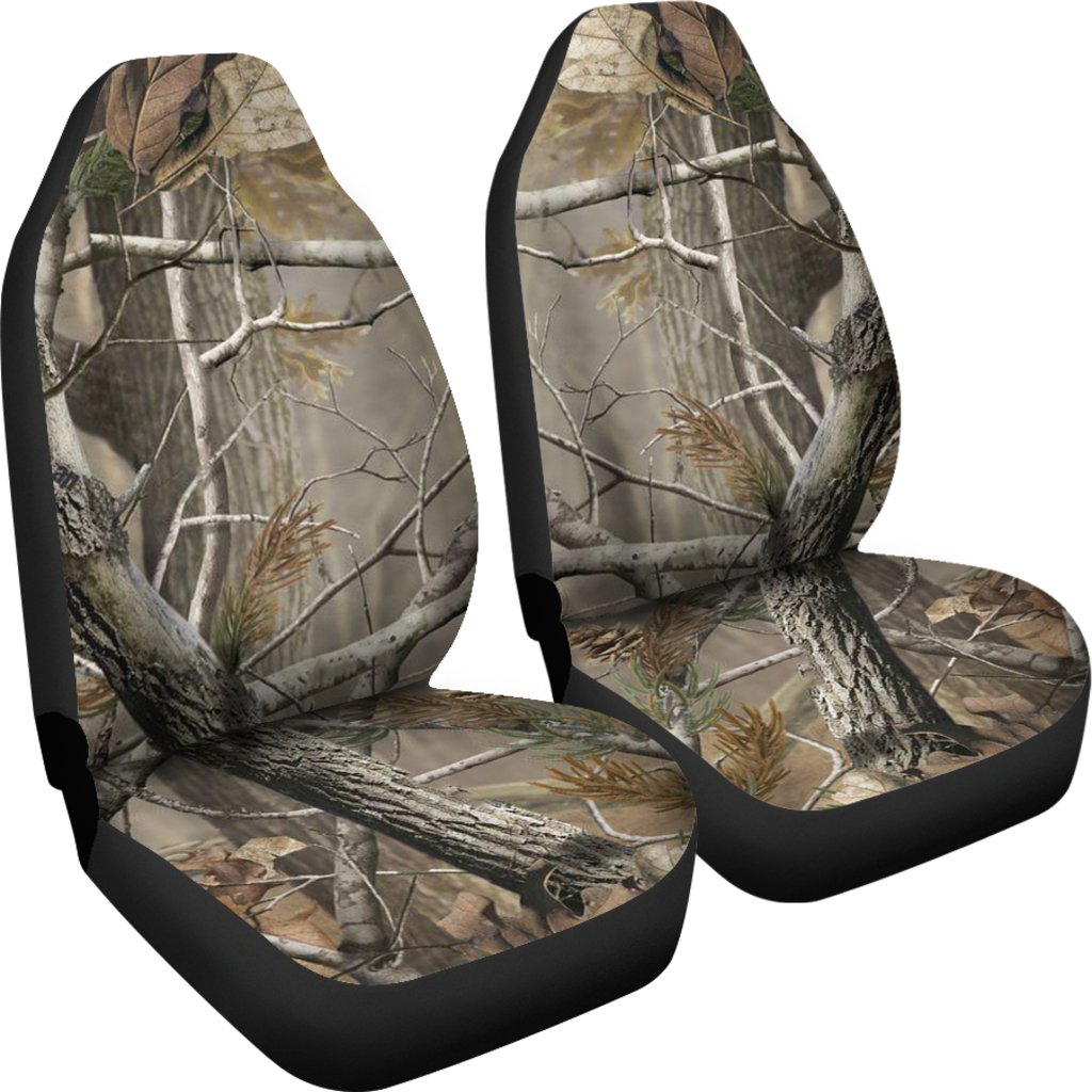 RT Camo Car Seat Covers Set Of 2