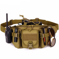 Tactical Waist Pouch System