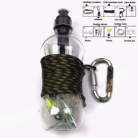 Filter Water Bottle Survival Kit