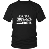 Limited Edition - I'd Rather Be Fishing Than Talking To Idiots