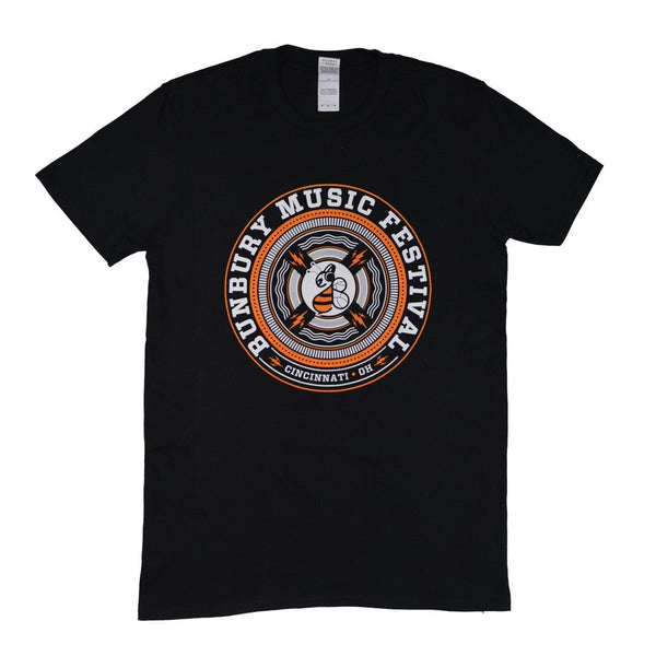 Bunbury 2015 Lineup T-Shirt
