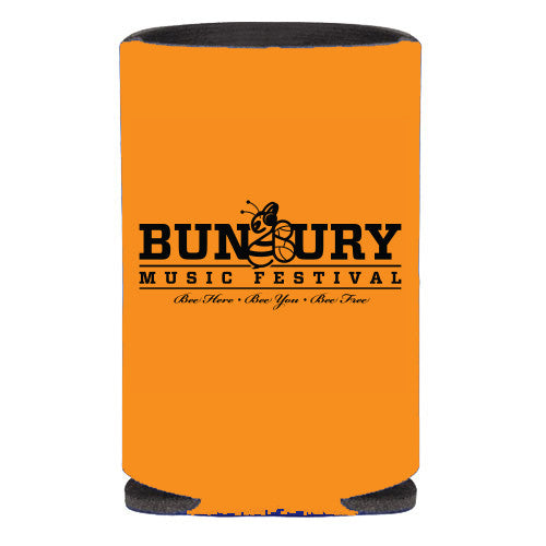PRE-ORDER - 2017 Bunbury Festival Event Koozie - FOR FESTIVAL PICKUP