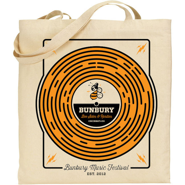 2017 Bunbury Festival Tote Bag