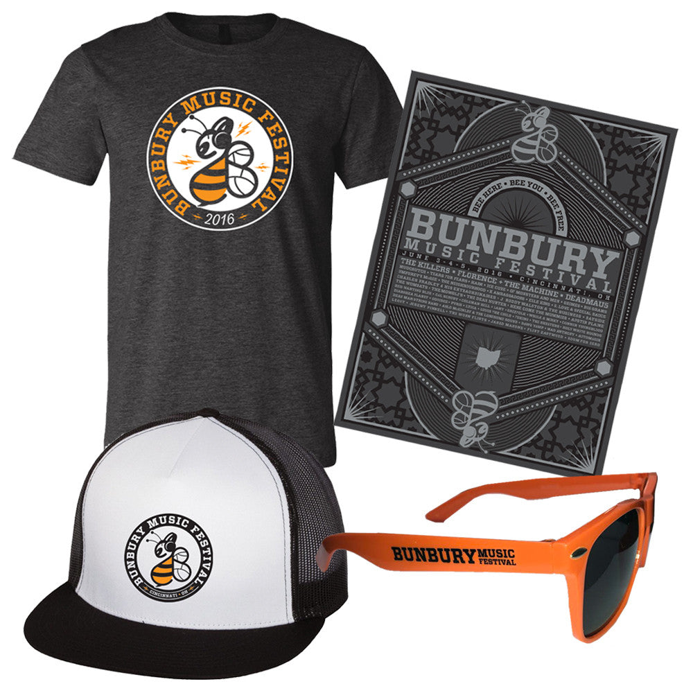 2016 Bunbury Gift Bundle – Men's