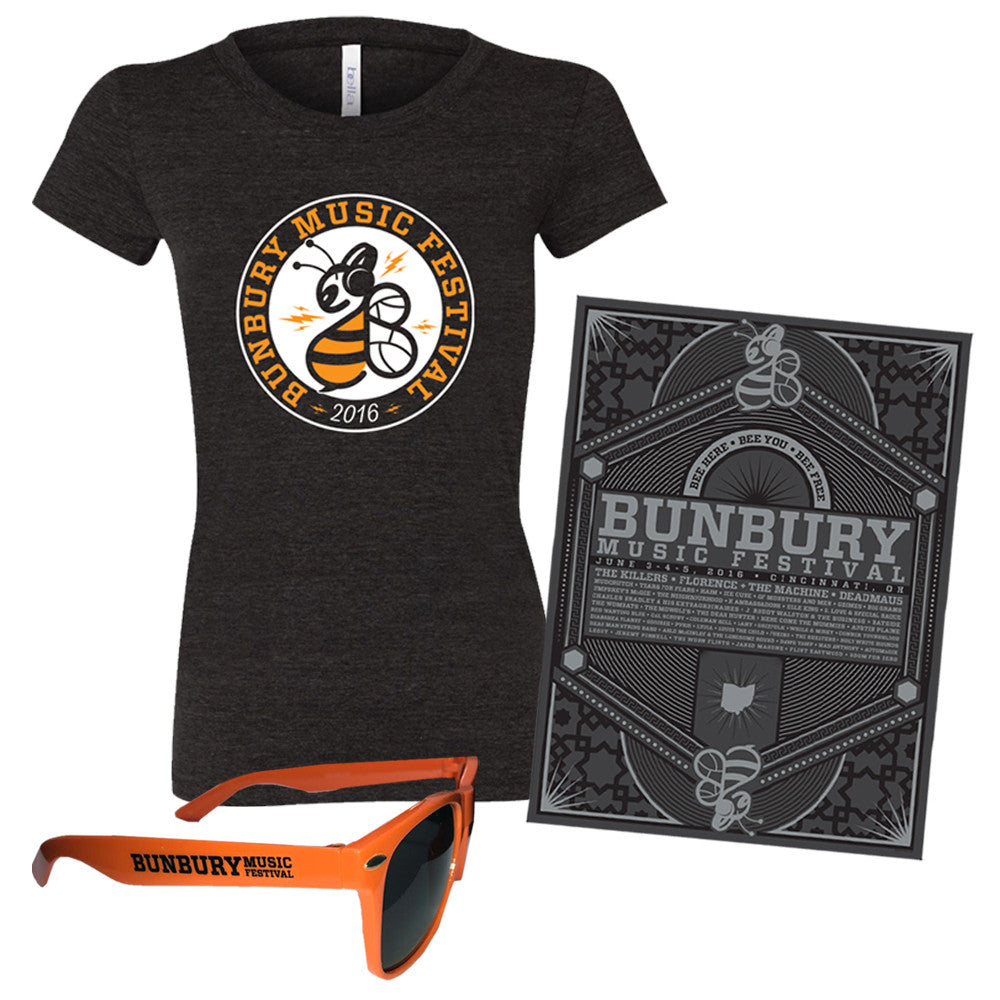 2016 Bunbury Gift Bundle - Women's